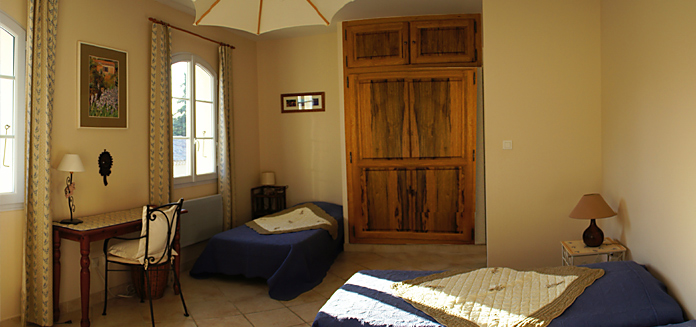 Chambre d'hôte Terracota 2