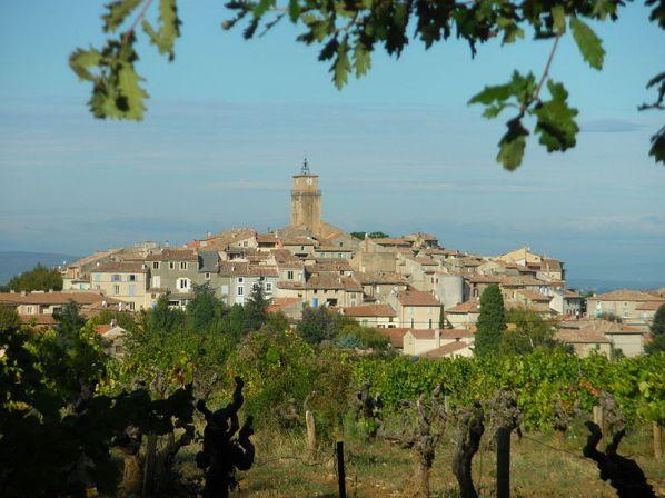 Le village de Sablet